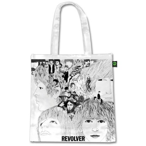 Boodschappentas Beatles,The Eco Bag Revolver