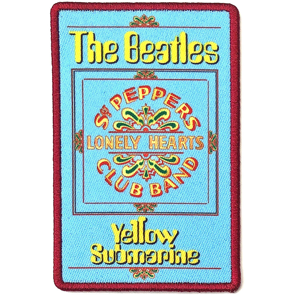 Beatles,The Patch (YSPAT15) Yellow Submarine Lonely Hearts