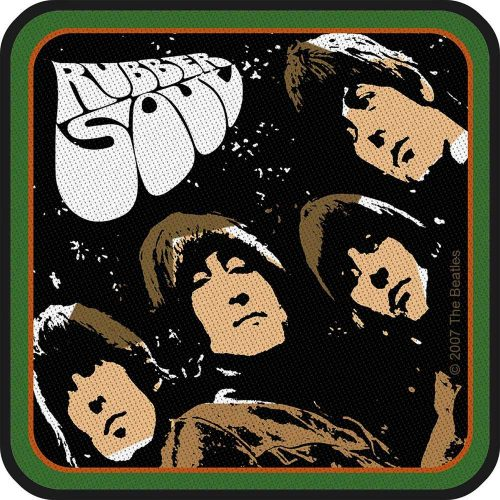 Beatles,The Patch (BEP005) Rubber Soul