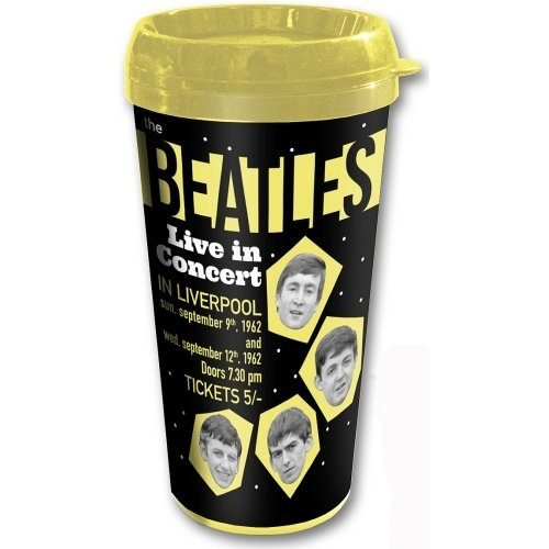 Drinkbeker Beatles,The Live in Concert 1962