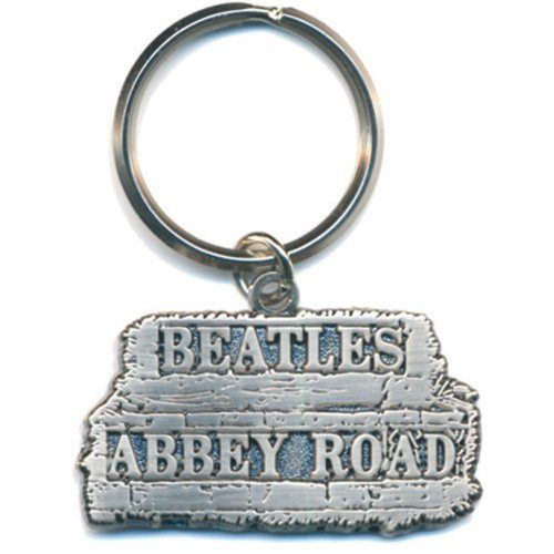 Sleutelhanger Beatles.The Abbey Road Sign