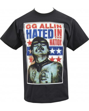 GG Allin Hated In The Nation