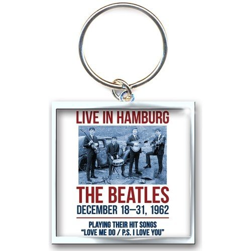 Sleutelhanger Beatles.The Hamburg 1962