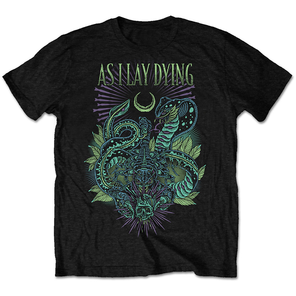 As I Lay Dying Cobra