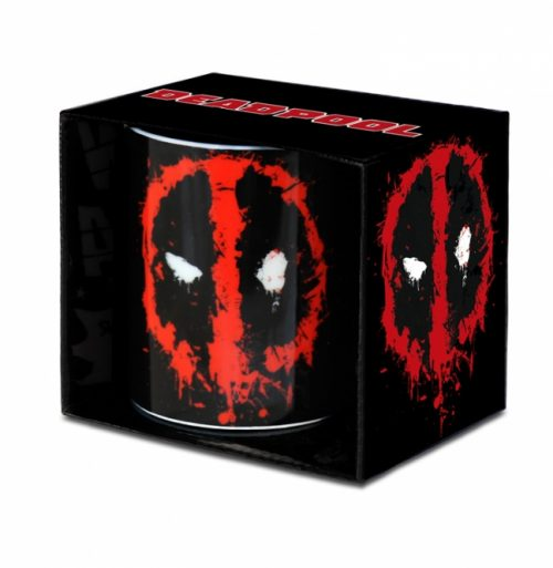 Logoshirt Mok Marvel Deadpool