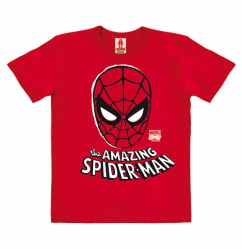 Logoshirt Marvel Spider Man Mask (Kids)