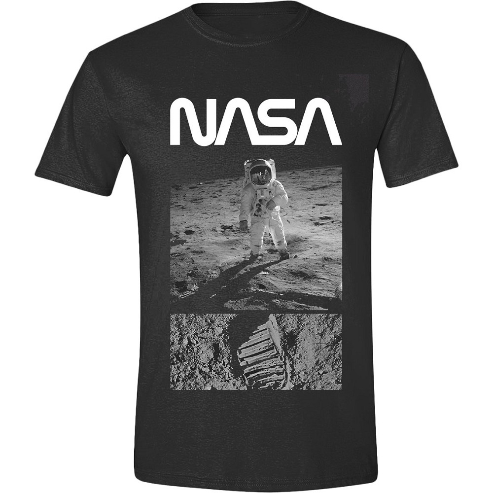 NASA Man On The Moon