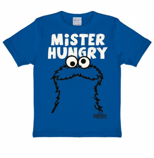 Logoshirt Sesamstraat Cookie Monster (Kids)