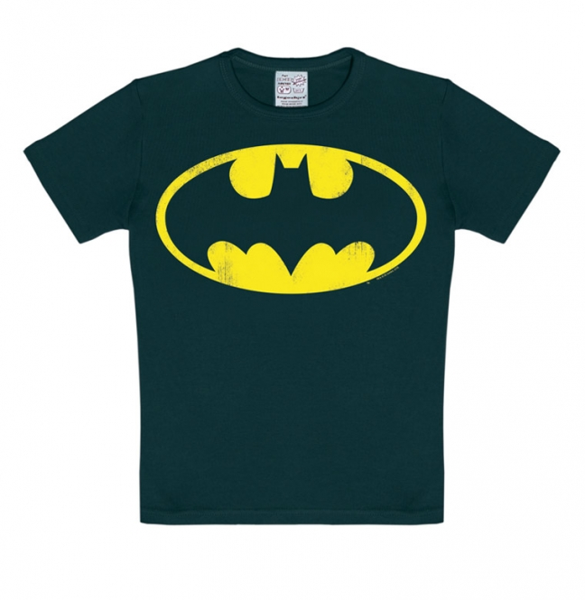 Logoshirt DC Comics Batman Logo (Kids)