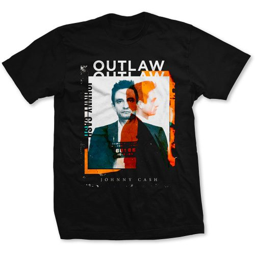Johnny Cash Outlaw Photo