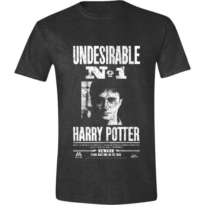 Harry Potter Undesirable NR1