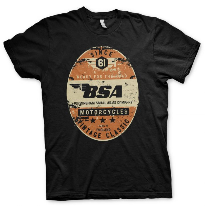B.S.A. Birmingham Small Arms Co