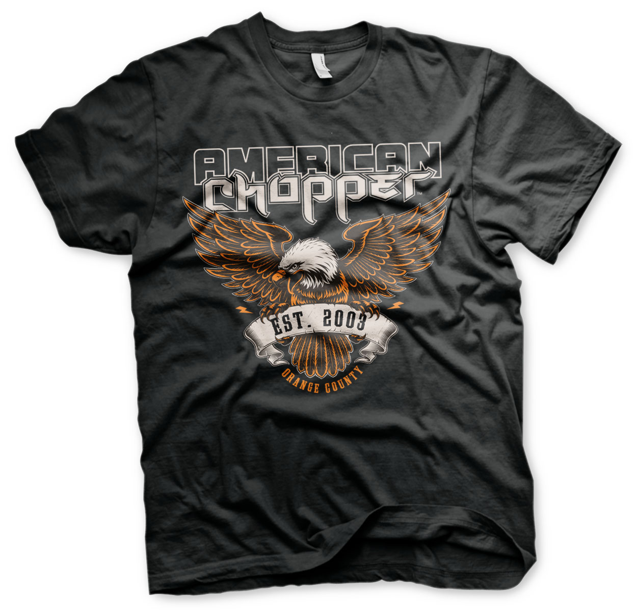 Orange County Choppers American Chopper