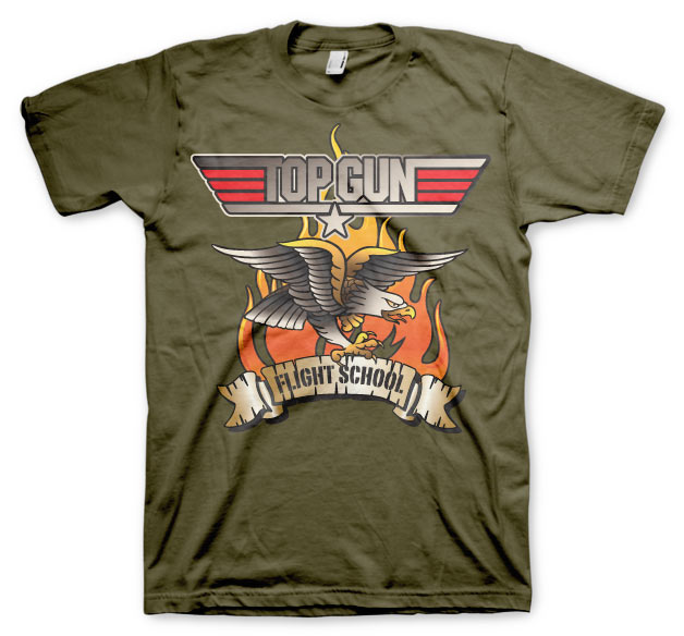 Top Gun Flying Eagle