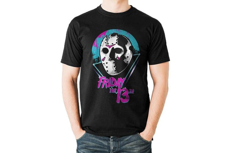 Friday The 13th Eighties Mask