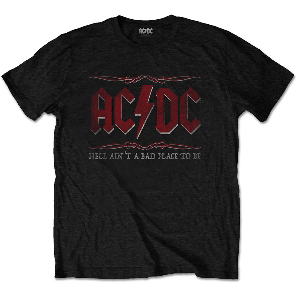 AC/DC Hell Ain't A Bad Place