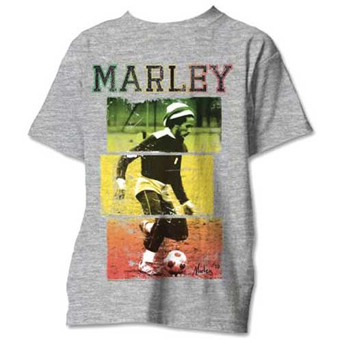 Bob Marley Football Text