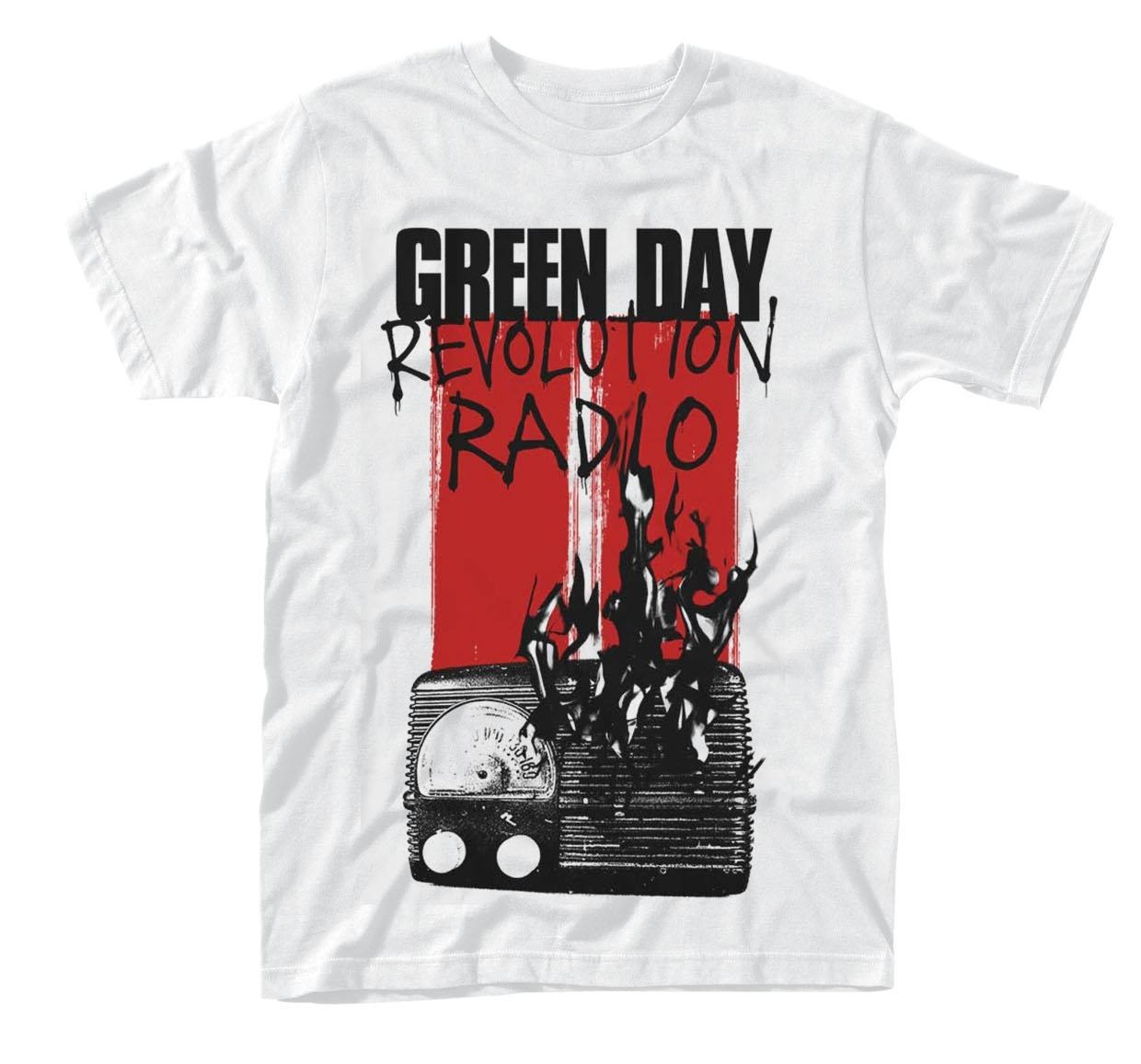 Green Day Radio Combustion