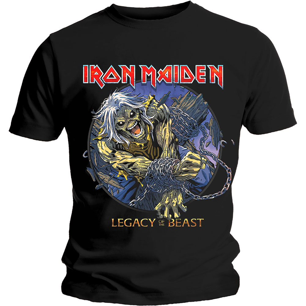 Iron Maiden Eddie Chained Legacy