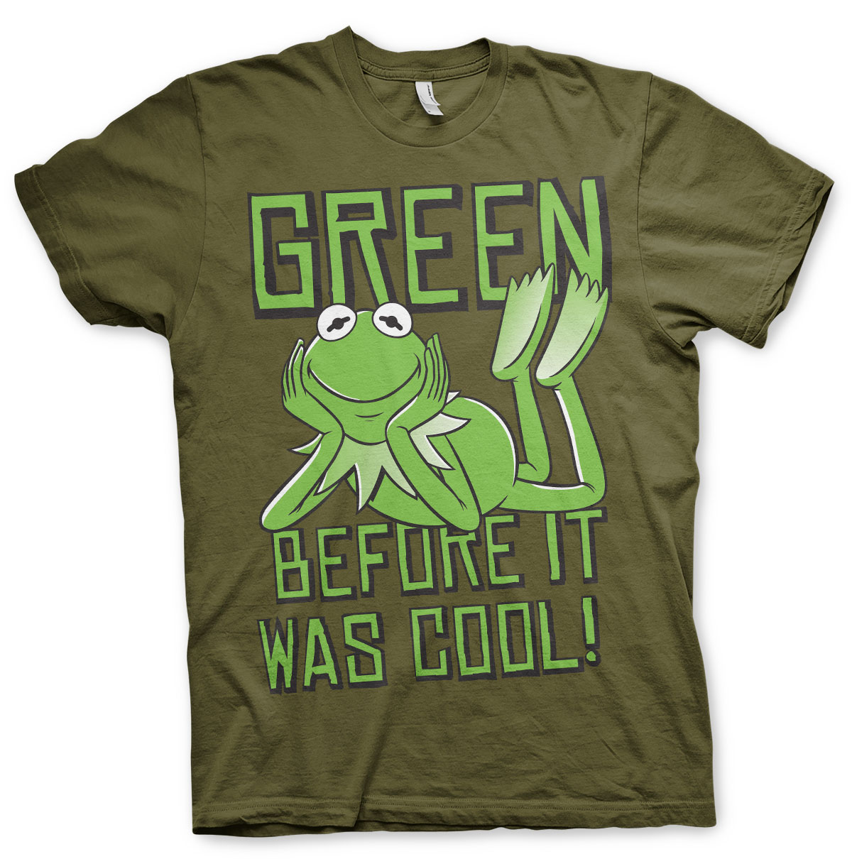 Muppets, The Kermit Green Before It Was Cool