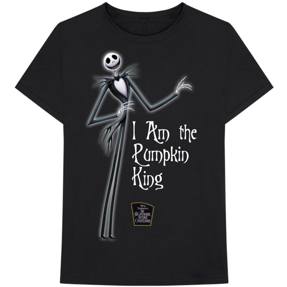 Disney Nightmare Before Christmas Pumpkin King