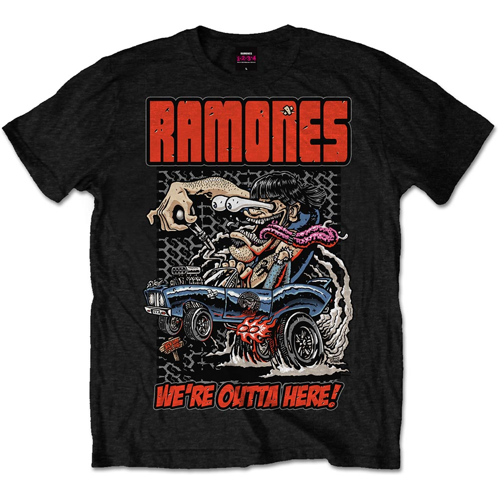 Ramones Outta Here