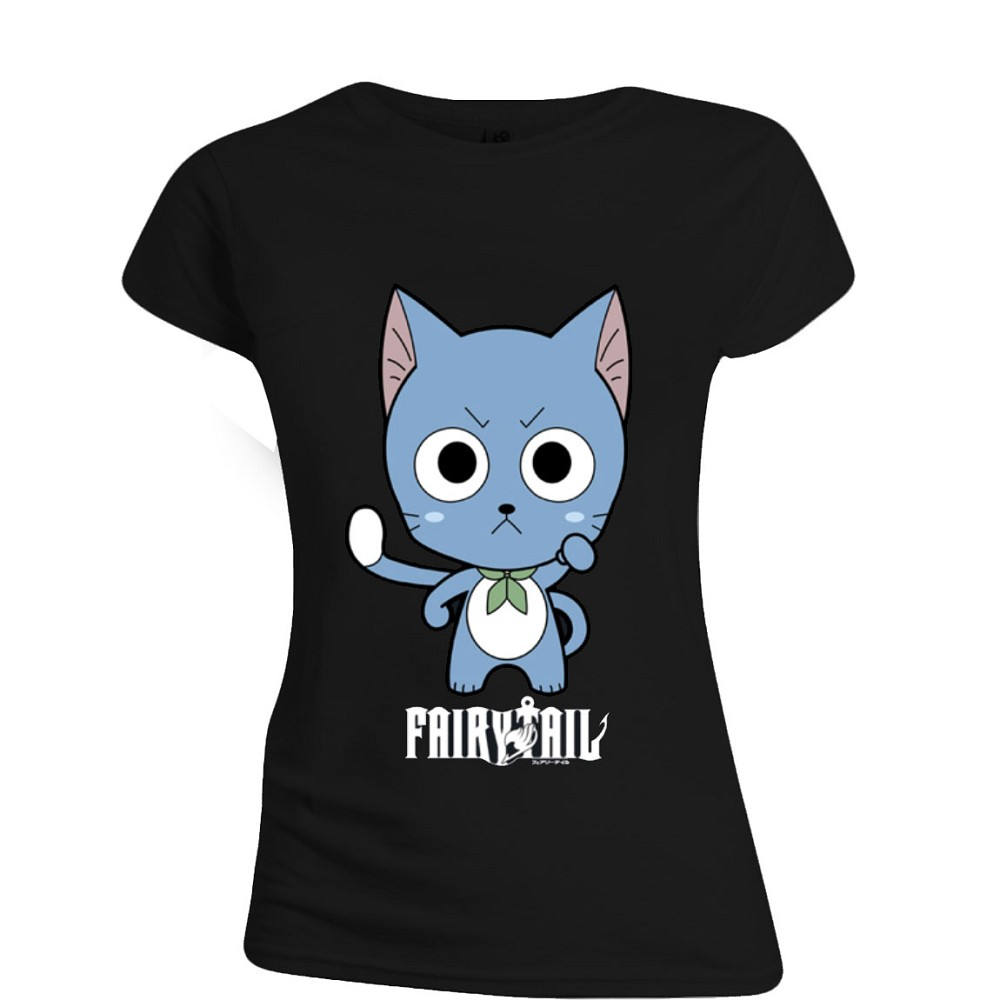 Anime Fairy Tail Happy High Five (Girly)