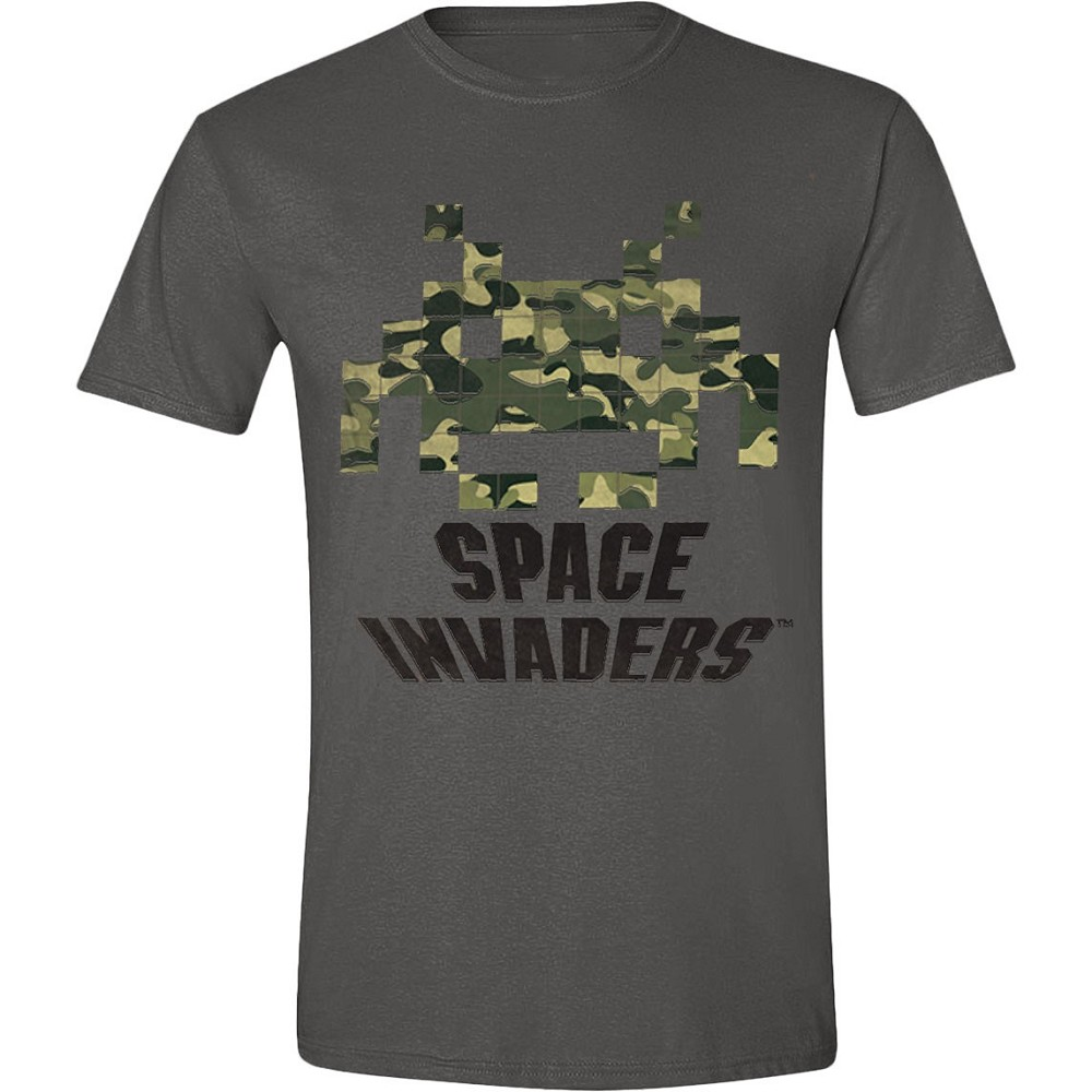 Space Invaders Camo