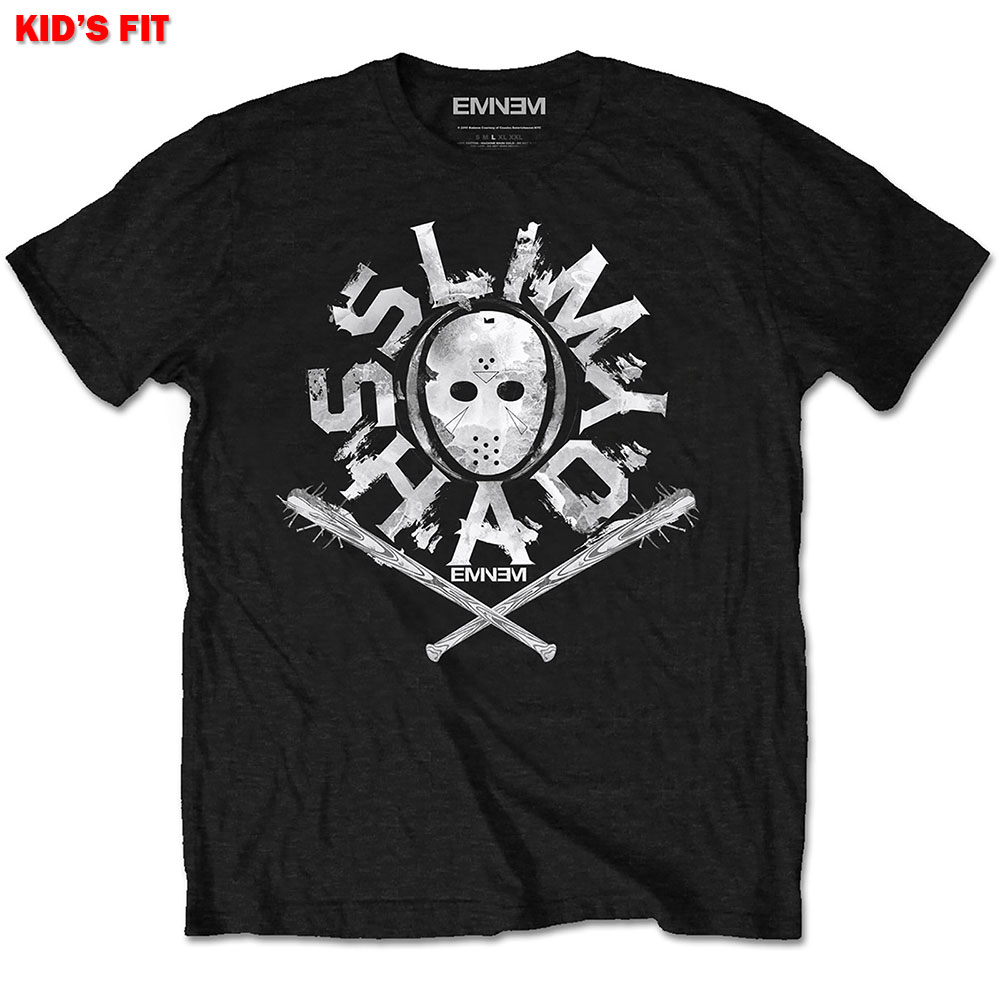 Eminem Kids Tee Shady Mask