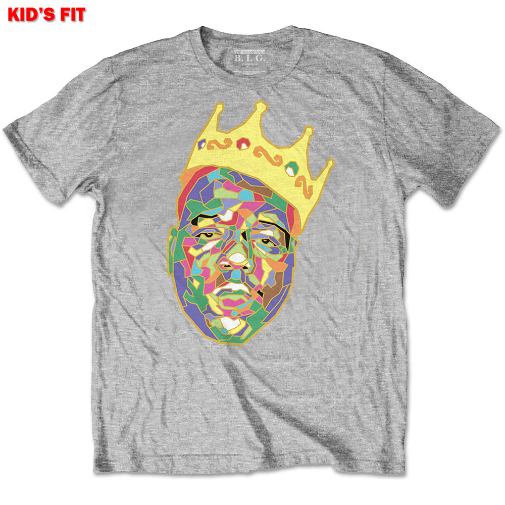 Notorious Big,The Kids Tee Crown